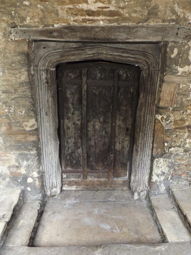 16th Century Door to Guildhall